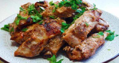 Что приготовить из свиных ребер: рецепты приготовления блюд из свиных ребрышек