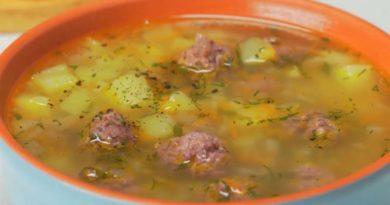 Суп с фрикадельками — самые вкусные и проверенные рецепты