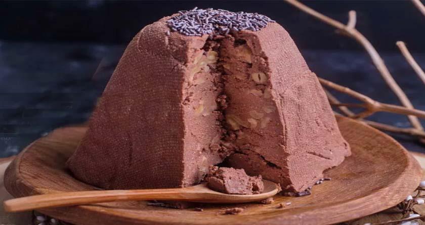 Пасха шоколадная