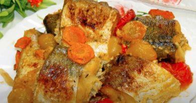 Рыба в сливочном соусе в духовке — 5 самых вкусных рецептов